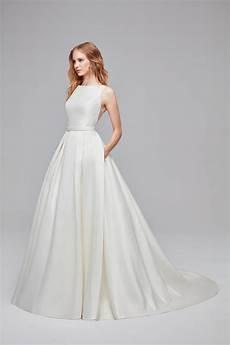 High Neck Gown Wedding Dress high neck mikado gown plus wedding dress 9wg3879