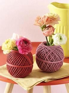 Diy Tipp So Basteln Sie Vasen Ganz Einfach Selbst