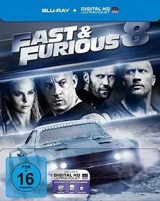 Fast And Furious 8 Steelbook Mueller Exclusive