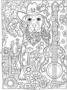 Ausmalbilder Hunde Erwachsene Malvorlage Hundekopf 1ausmalbilder
