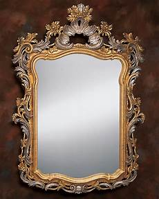 antique looking mirrors add a classic touch to