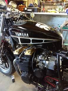 Yamaha Radian Cafe Racer