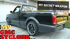 2020 build introducing my 1991 gmc syclone