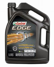 castrol castrol edge spt 5w20 5l synthetic the home