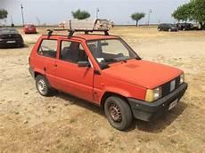Fiat Panda 1980 Micropost Fiat Panda 1980 2003 Driven To Write