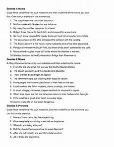 14 best images of possessive pronouns adjectives worksheets spanish possessive adjectives