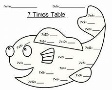 7 times table worksheet by nora mall teachers pay teachers