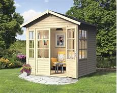 gartenhaus she shed teahouse mit fu 223 boden 234x226 cm natur