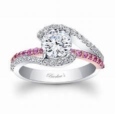 barkev s white rose gold engagement ring 7848ltt barkev s
