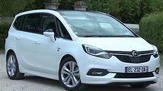 Essai Opel Zafira 2 0 Cdti 170 Elite 2017