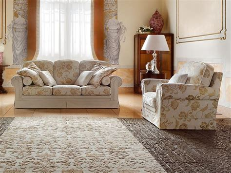 Classic Sofa, 2, 3 Or 3-xl Seats, With