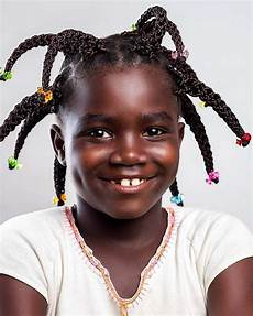 Black Children Hairstyle