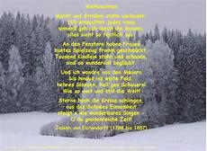 weihnachten joseph eichendorff h 246 rbeispiel