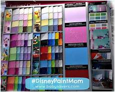 decorating a bedroom for a and a with disney glidden paint