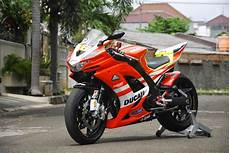 Modifikasi Motor 250 by Modifikasi 250 Fi Moto Gp Thecitycyclist