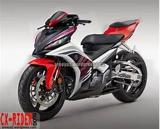 Jupiter Mx 2007 Modif Simple by Modifikasi Jupiter Mx Simple Thecitycyclist
