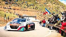 S 233 Bastien Loeb S Record Setting Pikes Peak Run