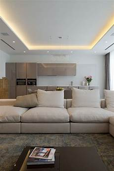 indirekte beleuchtung led wohnzimmer indirect lighting in tray or coffered ceiling high