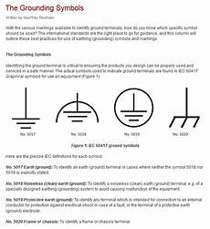 grounded wiring diagram schematics use of ground symbols in circuit diagrams electrical engineering stack exchange