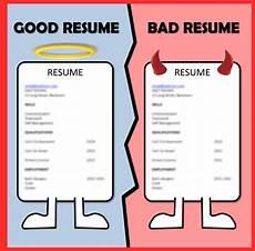 poor resume exles good resume format