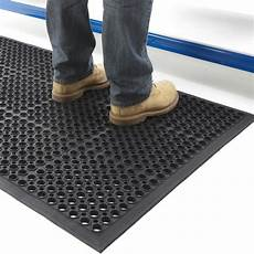 Outdoor Mats by Large Door Mat Outdoor Indoor Entrance Rubber Anti Fatigue