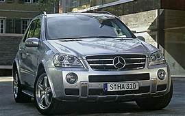 Used 2008 Mercedes Benz M Class ML63 AMG Consumer Reviews