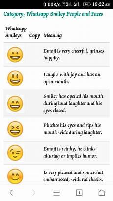 whatsapp symbole bedeutung breakdown of whatsapp emoji phones nigeria