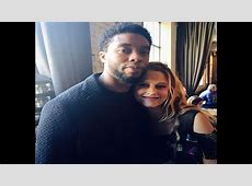 chadwick boseman girlfriend