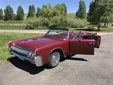 1963 Lincoln Continental For Sale On ClassicCarscom