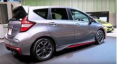2017 Nissan Note E Power Nismo Is Green And At The