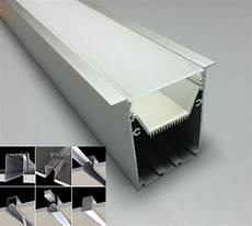 china large recessed aluminum led profile for