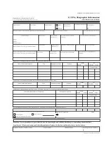uscis form g 325a download printable pdf biographic information for deferred action