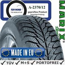 4 x ganzjahresreifen marix 165 70 r13 79t pkw auto