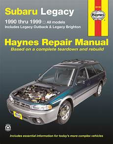 automobile air conditioning service 1990 subaru justy regenerative braking subaru legacy 1990 1999 legacy models inc outback brighton haynes repair manual usa