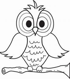 Malvorlage Eule Schule Coloring Pages 2 Year Olds Printable