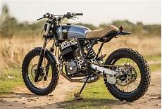 Honda Xr Cafe Racer Build