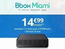Offres La Bbox Miami De Bouygues En Promo Ou