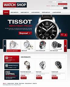 template 33063 watch watches magento theme