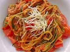 Zucchini Spaghetti Rezept Mit Bild Julisp
