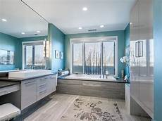 Bathroom Ideas Blue And Gray by 27 Cool Blue Master Bathroom Designs And Ideas Pictures