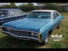 1969 Chevrolet Impala Sedan  V8 327 Turbo Fire Special