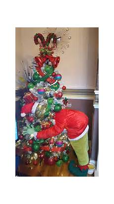 The Grinch Decorations by The Grinch Tree Kitchen With My 3 Sons