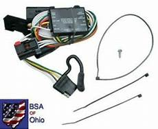Trailer Hitch Wiring Tow Harness For Plymouth Voyager 1996