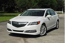 2014 acura rlx review test