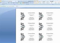 card templates for microsoft word 2010 microsoft word business card template business card