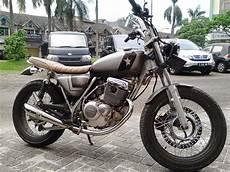 Biaya Custom Motor by Thunder 125 Cc Ala Japstyle Motor Byson Style