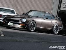 Nissan S30 Fairlady Z  Import Tuner Magazine