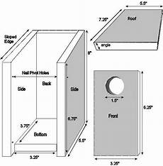 finch house plans bird house plans for robins bird house plans