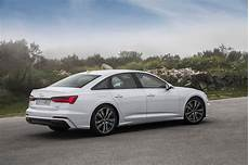 2019 audi a6 first nimble enough for snaking