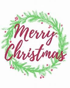 free merry christmas printable the farm gabs 174